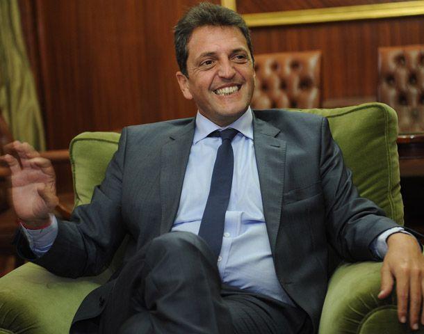 """Massa: """"La Argentina necesita un debate presidencial serio de cara a la gente"""""""