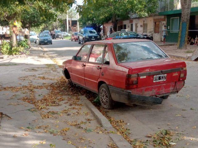 Un joven fue herido en un enfrentamiento a tiros en barrio Ludueña