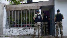 Ayacucho al 4000. Un allanamiento por usurpaciones en el marco de la guerra narco.