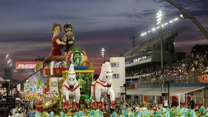 Con el coronavirus en baja, Río y San Pablo preparan el Carnaval más masivo de todos los tiempos