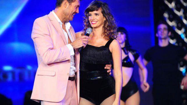 Tinelli contó la verdad sobre la salida de Griselda Siciliani del Bailando