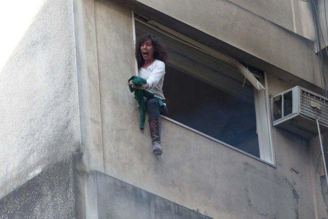 Cómo se vivió la tragedia de Salta 2141 desde el interior del edificio