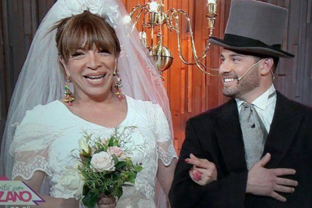 Lizy Tagliani reveló que se casará con su pareja Leo Alturria