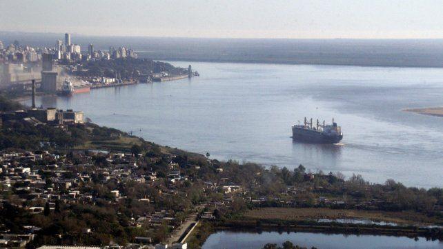 El Ente Nacional de Control y Gestión de la Vía Navegable estará en Rosario.