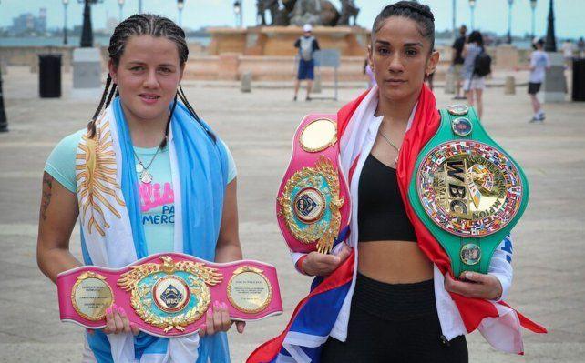 La Bonita Bermúdez se sube al ring a pelear por tres títulos