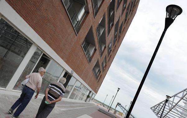 buenos vecinos. Los propietarios de la zona quieren evitar ruidos molestos. (Foto: G.de los Rios)