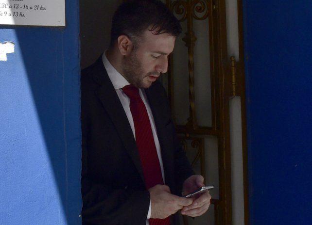 En la mira. Rodrigo ordenó que le pincharan el teléfono a su ex novia.