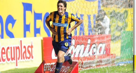 Gonzalo Castillejos, el implacable delantero de los 20 gritos