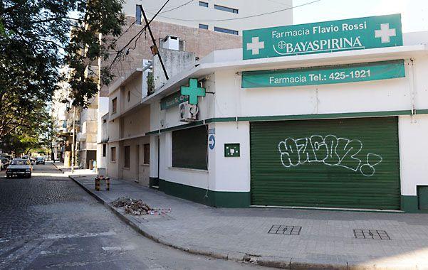 En la esquina. El atraco a Daniel B. ocurrió en Jujuy y Dorrego.