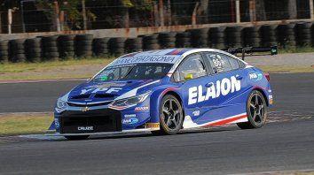 Agustín Canapino (Chevrolet) va en busca de la recuperación este fin de semana.