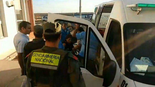 Demorados por el crimen de un niño y violación en Puerto Deseado