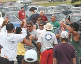 Guardavidas marplatenses buscarán solución a su reclamo salarial junto al intendente