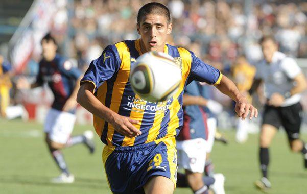 El último. Mario Paglialunga emigró a mediados de 2011 a Catania. La venta rondó el millón de dólares.