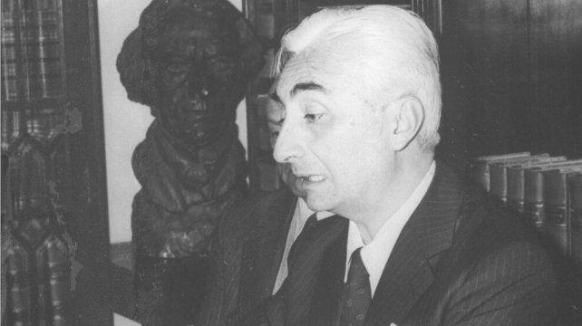 Arturo José Arrizabalaga estuvo interinamente a cargo del Ejecutivo municipal el 28 y 29 de septiembre.
