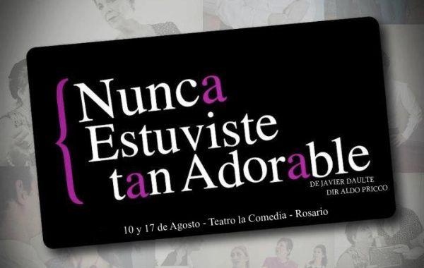 La obra se presenta hoy y el viernes próximo en La Comedia.