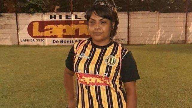Milagros Aylén Cáceres jugaba en el Club Infantil Oriental de la zona sur de la ciudad.