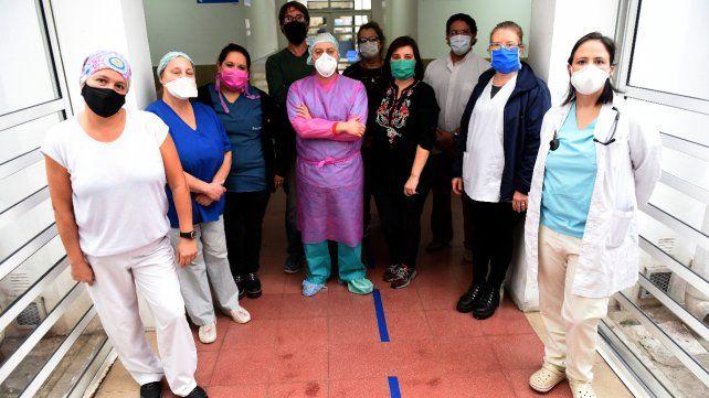 Como los equipos que hoy enfrentan la pandemia