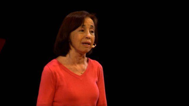 En 2016 Mirta Guelman fue una de las disertantes de las charlas TED Rosario.