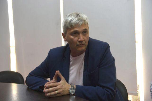 El videpresidente de Central icardo Carloni participó de un choque en cadena en Córdoba al 6000.