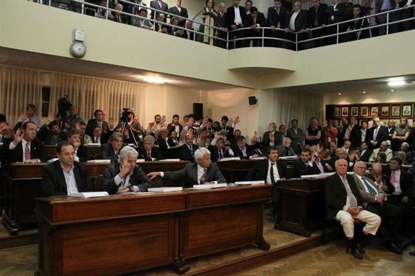 El comité ejecutivo de la AFA