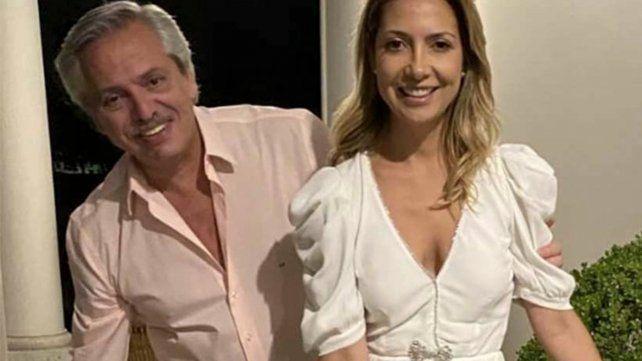 Una imagen que publicó la pareja del presidente despertó los rumores de embarazo.