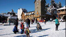 San Carlos de Bariloche, uno de los destinos más buscados por los argentinos en cualquier época del año.