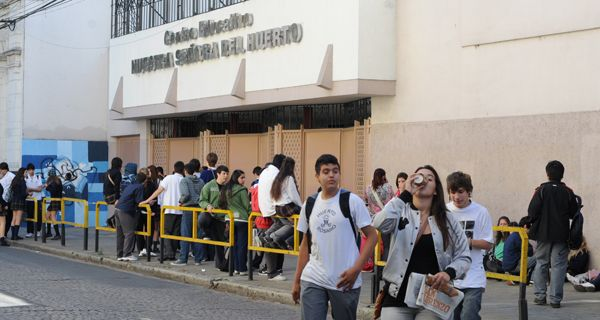 En el Colegio Nuestra Señora del Huerto los fondos del gobierno se invirtieron bien