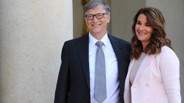 Bill y Melinda Gates ya no son matrimonio.