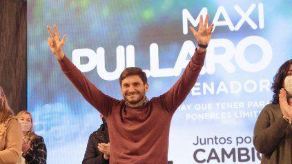 El diputado y precandidato a senador por la UCR dentro de Juntos por el Cambio Maximilano Pullaro lanzó su candidatura.