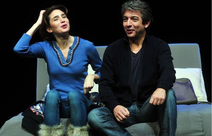 Bertuccelli explicó la verdadera razón de su renuncia y negó que se había enamorado de Darín.