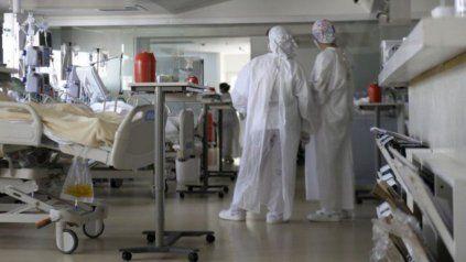 Sin camas crítica en Rosario , Santa Fe y Rafaela, el triángulo sanitario está en estado hipercrítico.