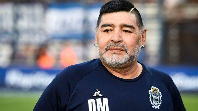 Maradona murió el 25 de noviembre del 2020 en una casa del country San Andrés
