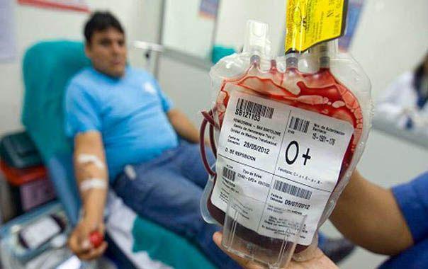 Dar es dar. Los especialistas sostienen que la donación de sangre también es una cuestión cultural.