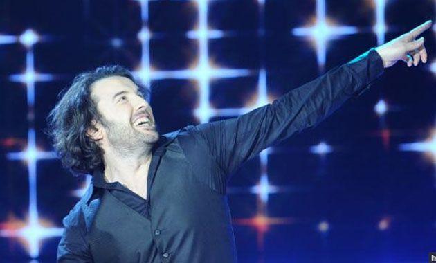 El actor que interpreta a Ali Kemal en Las mil y una noches es una de las estrellas del Bailando.
