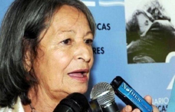 Mary Sánchez. Una férrea defensora de los derechos de los trabajadores.