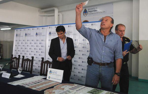 El secretario de Seguridad confirmó que el sospechoso estaba internado en un hospital de Pilar.