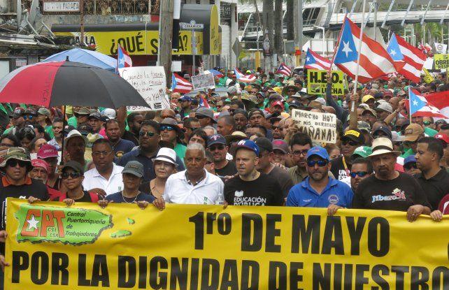 Puerto Rico anunció que se presentará en quiebra