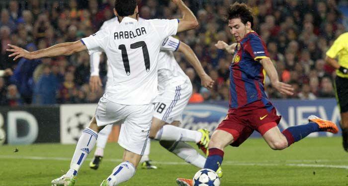 Barcelona igualó con Real Madrid y se metió en la gran final de Londres