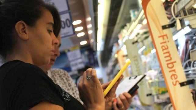 La confianza de los consumidores de menores ingresos creció 6