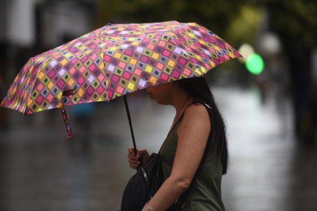 La lluvia trae algún respiro a la región, pero luego llega una ola de calor