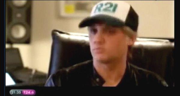 Charly Alberti pidió dejarlo ir a Gustavo Cerati (video)