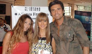Marisa Brel presentó su libro en México y Miami