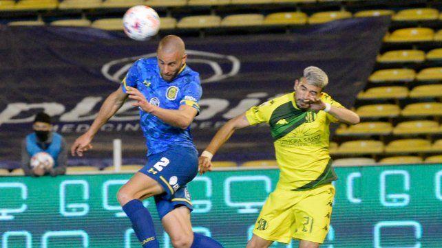 Central enfrentará a Sarmiento con un equipo muletto.