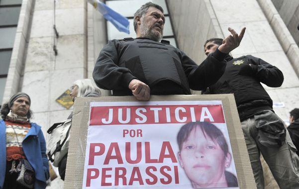 pedido de justicia. Perassi no desiste en su lucha por el esclarecimiento de la desaparición de su hija.