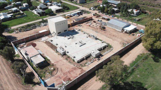La Provincia y la Nación llevan invertidos $280 millones para la construcción del acueducto San Lorenzo