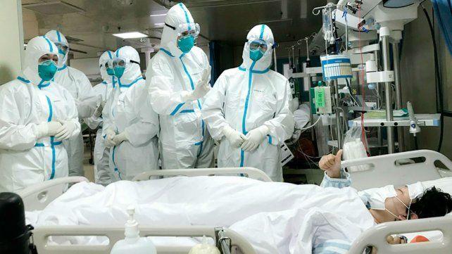 Hay doce argentinos en la ciudad que está en cuarentena por el coronavirus