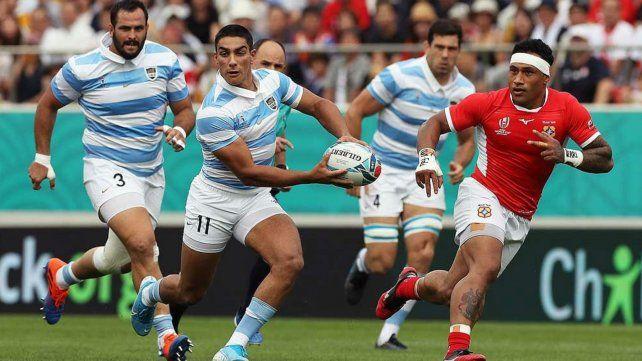 Argentina cumplió y le ganó a Tonga, pero no disipó las dudas de cara al futuro
