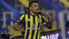 Emiliano Vecchio marcó el gol de la victoria y clasificación de Central a cuartos de la Copa Sudamericana.