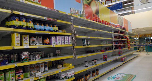 Lo que sucede con la yerba es una jugada de los supermercadistas con la Secretaría de Comercio