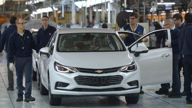 GM reactivó su plan de inversión para producir un nuevo modelo en Alvear.
